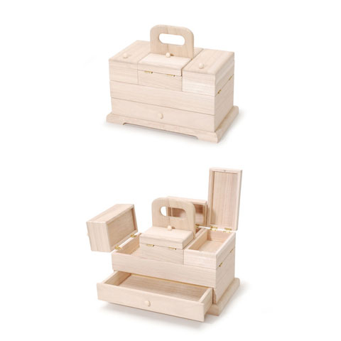 Plain Sewing Box